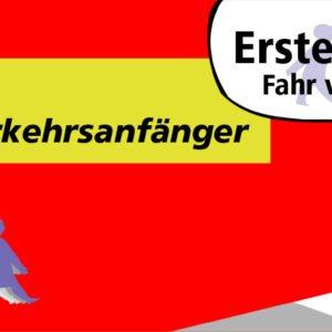 Stadttempo – Schulanfangs-Banner