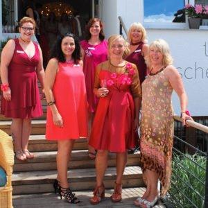 Einweihungsfeier der neuen Räumlichkeiten: Tanja Schelkle und ihr Team
