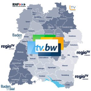 Sendebereich tv.bw