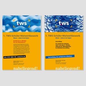 tws – Plakate Schülerwettbewerb
