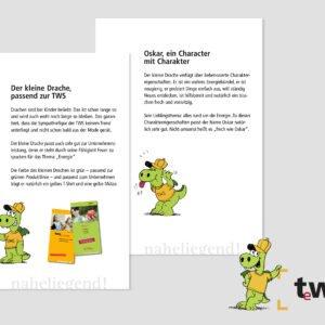 tws – Sympathiefigur und Markenbotschafter
