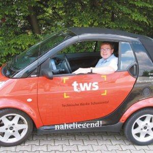 tws – Fahrzeugbeschriftung